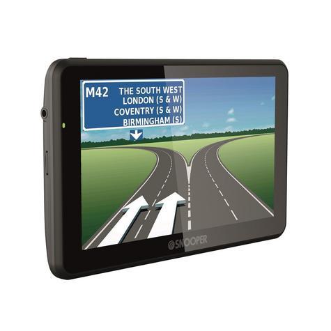 Snooper Ventura S6900 | 7'' Caravan & Motorhome GPS SatNav | Lifetime European Maps Thumbnail 3