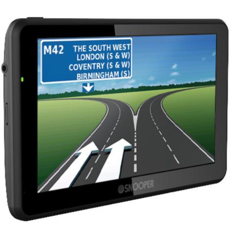 Snooper Truckmate S6900   7'' HGV-Car GPS SatNav   Free Lifetime European Map Updates Thumbnail 3