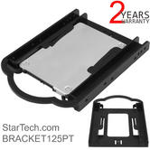 "StarTech 2.5"" SSD/HDD Mounting Bracket for 3.5"" Drive Bay 