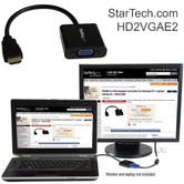 StarTech HDMI to VGA Monitor Adapter Converter   Connecting Cable   For Desktop PC / Laptop