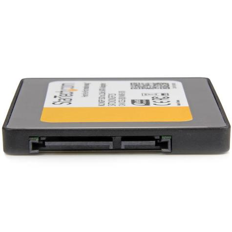 StarTech.com  M.2 SSD to 2.5in SATA III Adapter | NGFF Solid State Drive Converter Thumbnail 3