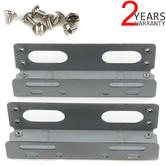 StarTech.com 3.5in Universal Hard Drive Mounting Bracket Adapter for 5.25in Bay