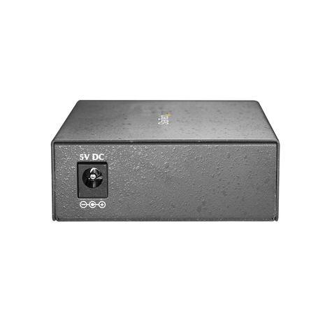 StarTech.com Gigabit Ethernet to SC Fiber Media Converter | 1000Base-LX | MCMGBSCSM1 Thumbnail 5