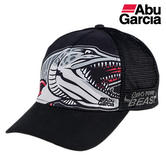 Abu Garcia Beast Cap/ Hat | Polyester/Cotton | Black | One Size