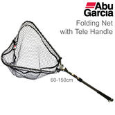 Abu Garcia Fishing/ Folding Game Nets With Tele Handle - 60-150cm | 1152217