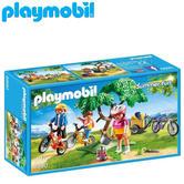 Playmobil Summer Fun Biking Trip | Baby/Kid's Interactive Playset | Realistic Toys | +4 Year