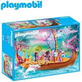 Playmobil Enchanted Fairy Ship | Baby's Interactive Playset | Realistic Toys | +4Years