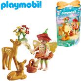Playmobil Fairy Girl with Fawns | Baby/Toddler's Interactive Playset/Toys | +4 Year