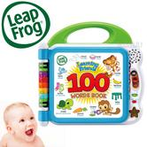 Leap Frog Learning Friends 100 Words Book | Educational Toy | With Lights & 2 Songs