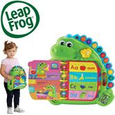 Leap Frog Dino's Delightful Day | Educational Toy | With Lights,16 Stories & Sounds | +12 Months