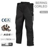 Bering Corleo Motorcycle/ Bike Men Textile Pants | CE Approved | Waterproof | Black