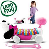 Leap Frog AlphaPup Pink | Educational Toy | Learn Letters & Words | With Sound | +1 Year