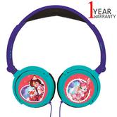 Lexibook HP015EC Enchantimal Foldable Stereo Headphone | Volume Limiter | 3.5mm Jack