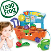 Leap Frog Water & Count Vegetable Garden | Educational Toy | Learn Colours & Counting | +6 Months