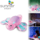 Summer Infant Slumber Buddies Classic Bella the Butterfly? | Night Light With Sound | 0m+