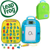 Leap Frog Mr. Pencil's Alphabet Backpack | Educational Toy | Learn letters & Wirte | +3 Years