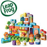 Leap Frog LeapBuilders Alphabet Phonics House | Educational / Building Bloks Toy | +18 Months