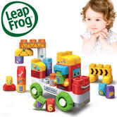 Leap Frog LeapBuilders Construct-A-Truck | Building Bloks | Learn Numbers+Counting | +18 Months
