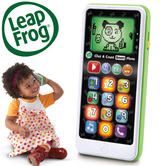 Leap Frog Chat & Count Smart Phone Scout Refresh | Learn Numbers+Counting | +18 Months