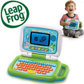Leap Frog 2-in-1 LeapTop Touch Laptop | Learn Number, letters, Animal Facts | +2Yrs.