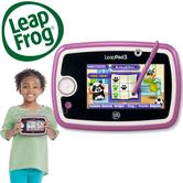Leap Frog LeapPad 3 Pink | Kid's Tablet With Wi-Fi, 4GB memory & 10 apps | For 3-9 years