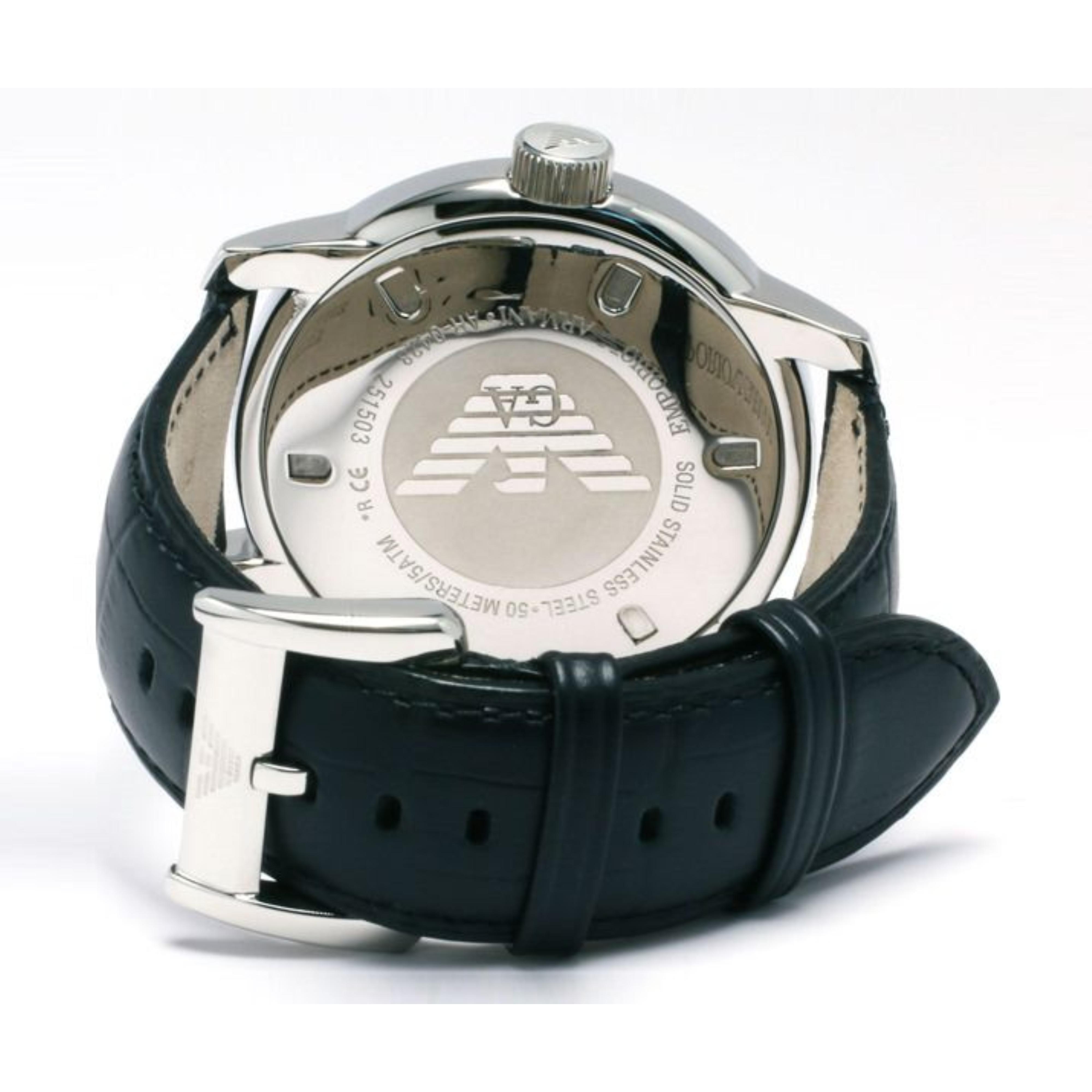 62dfdb6a79e Emporio Armani Classic Men s Watch