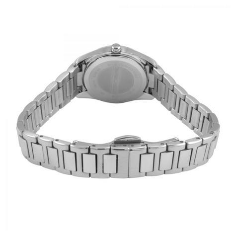 Emporio Armani Women's Formal Watch|Silver Case Round Dial|Bracelet Strap|AR6028 Thumbnail 3