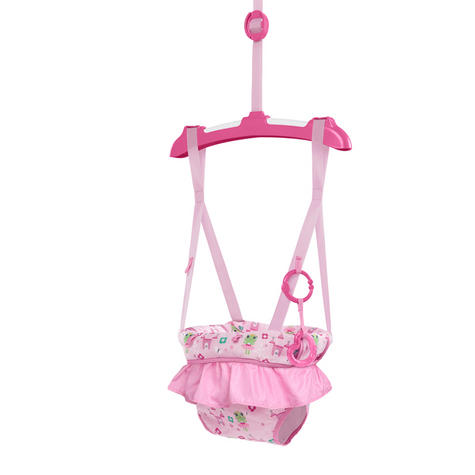 Bright Starts Door Jumper Fairy Tale Dreams /Hanging Bouncer   Padded Seat   +6 Months  Thumbnail 3