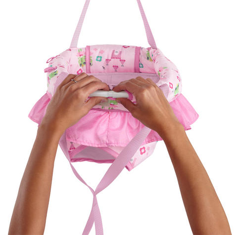 Bright Starts Door Jumper Fairy Tale Dreams /Hanging Bouncer   Padded Seat   +6 Months  Thumbnail 6