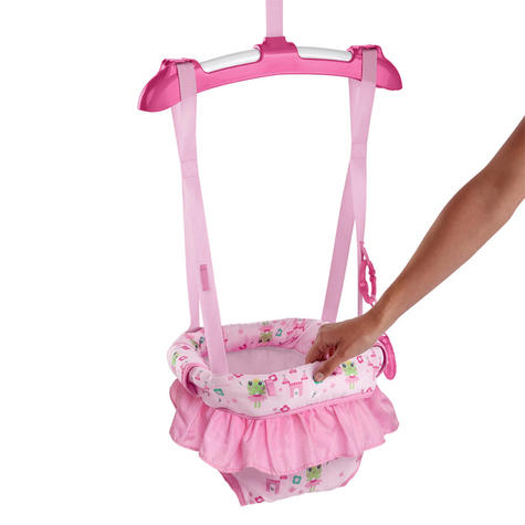 Bright Starts Door Jumper Fairy Tale Dreams /Hanging Bouncer | Padded Seat | +6 Months  Thumbnail 7