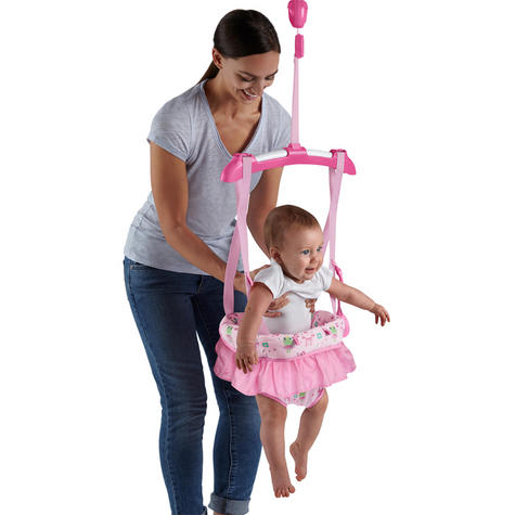 Bright Starts Door Jumper Fairy Tale Dreams /Hanging Bouncer | Padded Seat | +6 Months  Thumbnail 8