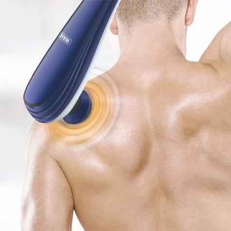 Wahl Deep Tissue Percussion Therapy Massager | 4 Extra Attachments | 2 Speed Settings Thumbnail 2