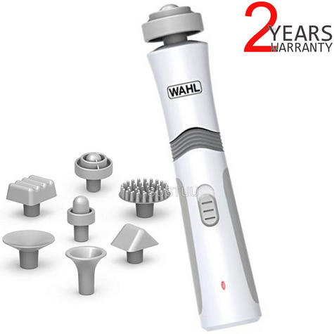 Wahl Flex Rechargeable Cordless Body Massager | 7 Attachments | Lightweight | WL42941M Thumbnail 1