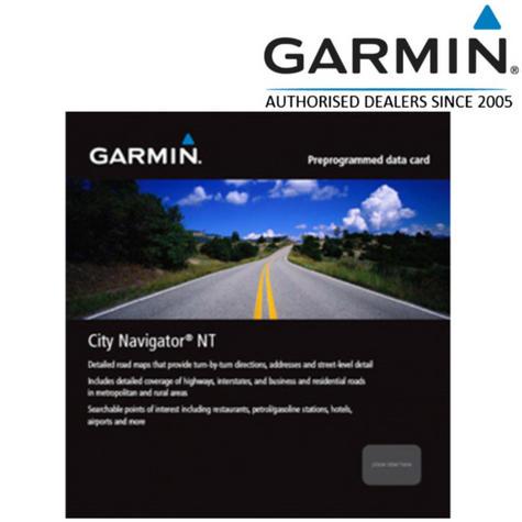 Garmin City Navigator Benelux & France Map Micro SD Card | For GPS / SatNav | 2018 Updated Thumbnail 1