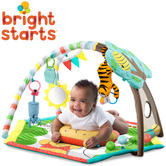 Bright Starts Disney Activity Gym Winnie the Pooh | Baby's Tummytime/ Playmat |  With Music | +0 Months