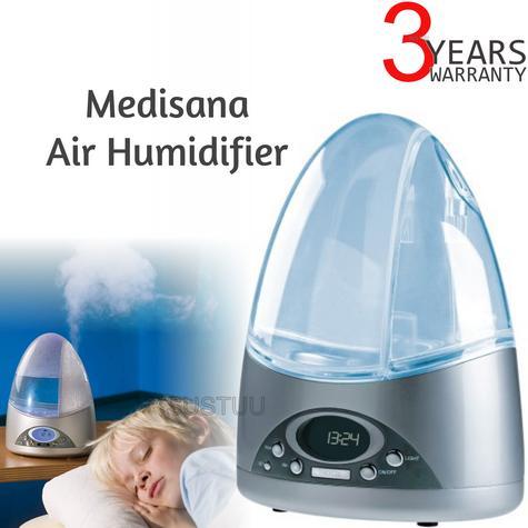Medisana UltraBreeze Air Intensive Humidifier|Indoor Air Purifier/Cleaner|60050 Thumbnail 1
