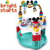 Bright Starts Disney Mickey Mouse Entertainer | Adjustable Seat | With Music | +6 Months | New