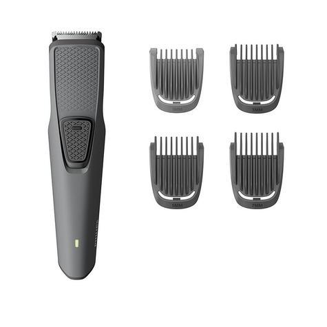 Philips BT1216/15 Series 1000 Beard-Stubble Trimmer | Cordless | USB Charging | Black Thumbnail 2