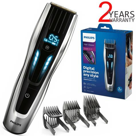 Philips Series 9000 Hair Clipper?Ultimate Precision?400 Length Setting?HC9450/13 Thumbnail 1