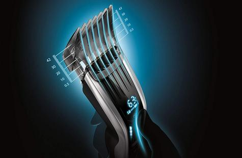 Philips Series 9000 Hair Clipper?Ultimate Precision?400 Length Setting?HC9450/13 Thumbnail 4