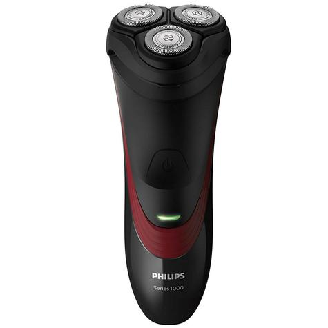 Phillips Series 1000 Portable Dry Electric Shaver | Cordless | Rechargable | S1320/04 Thumbnail 2
