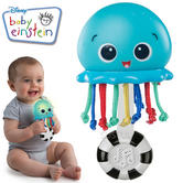 Baby Einstein Musical Toy Ocean Glow Sensory Shaker | Baby's Toy With Music+Light | +0 Months