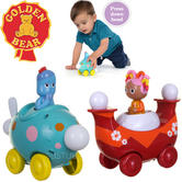 In the Night Garden Press and Go Cars/Vehicles Assortment | Choose Any 1 | +18Months