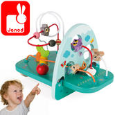 Janod Rabbit &Co Looping | Baby's Educatinal Playset | Learn Discovery & Imagination | +1 Year