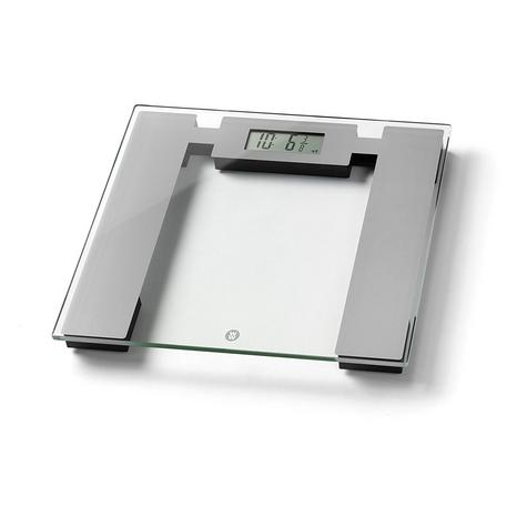 Weight Watchers 8950NU Ultra Slim Glass Electronic Scales | Measures Body Weight Thumbnail 2