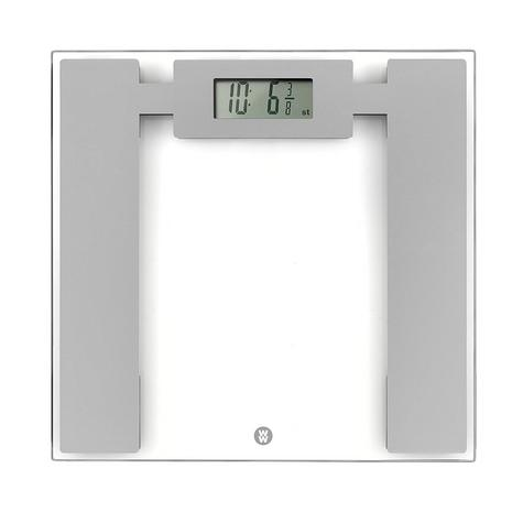 Weight Watchers 8950NU Ultra Slim Glass Electronic Scales | Measures Body Weight Thumbnail 3