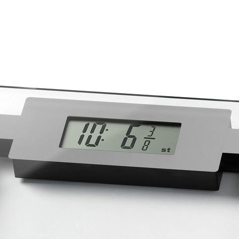 Weight Watchers 8950NU Ultra Slim Glass Electronic Scales | Measures Body Weight Thumbnail 4