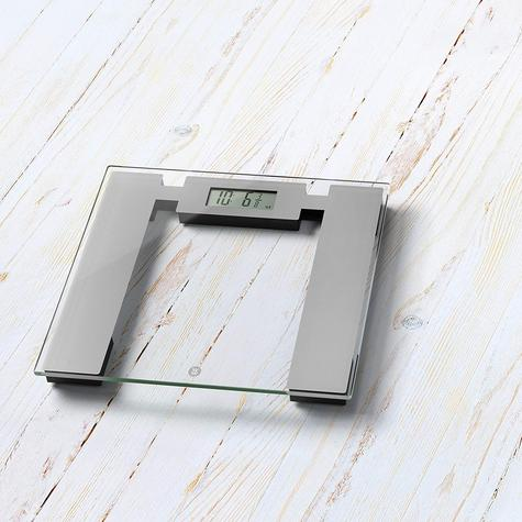 Weight Watchers 8950NU Ultra Slim Glass Electronic Scales | Measures Body Weight Thumbnail 5
