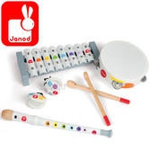 Janod Confetti Musical Set | Develops Understanding of Music & Creativity | +2 year