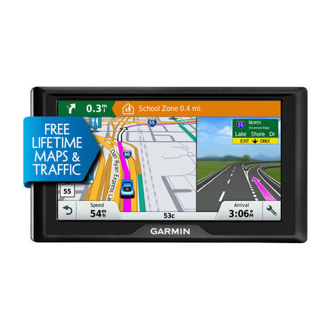 Garmin Drive 60LMT 6'' Car GPS SATNAV | Free Lifetime Maps & Traffic | Full Europe Thumbnail 2